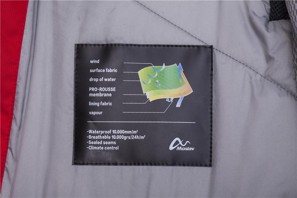 防风防水功能标